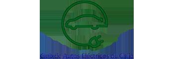 Logo Club de Autos Eléctricos de Chile